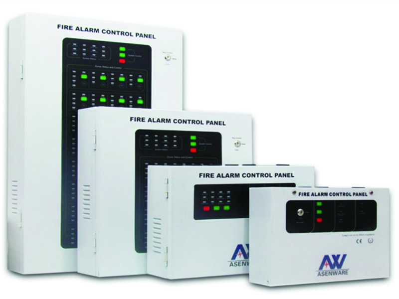 Fire Alam Control Panel